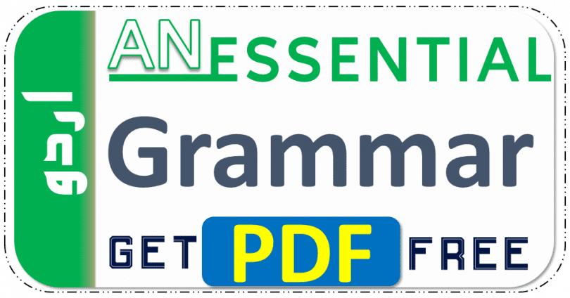 Urdu An Essential Grammar Download PDF Book Free or English Grammar in Urdu Download PDF Book Free for Learning English Grammar through Urdu Translation