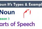 Learn Noun and its Types in Urdu Translation with Examples . Types of Noun in Urdu ( Common Noun in Urdu, Proper Noun in Urdu, Collective Noun in Urdu, Material Noun in Urdu, Abstract Noun in Urdu), Compound Noun in Urdu and Noun cases in Urdu, Parts of Speech in Urdu PDF