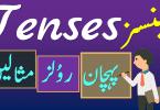 all tenses in urdu